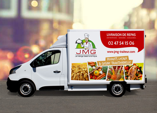JMG livraison de repas 37