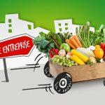 Menu végétarien livraison