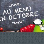 Au menu en octobre, JMG Traiteur